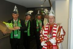 Bezoek Rusthuizen en afscheid Carnaval 2013 060
