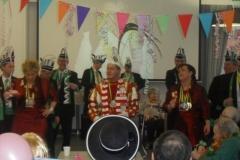 Bezoek Rusthuizen en afscheid Carnaval 2013 077