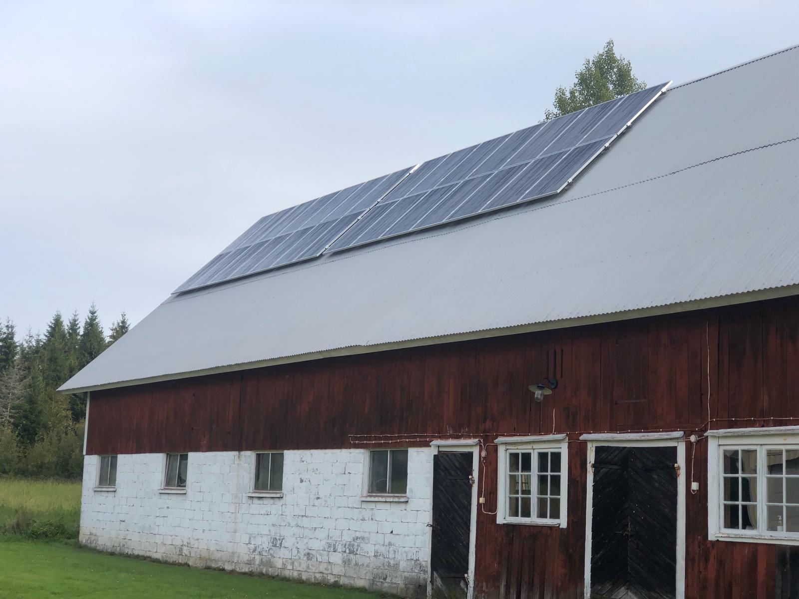 VV-Sol Tidigare projekt