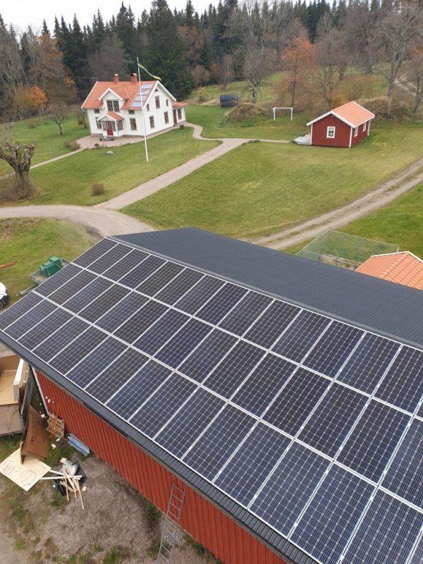 VV-Sol varför solceller
