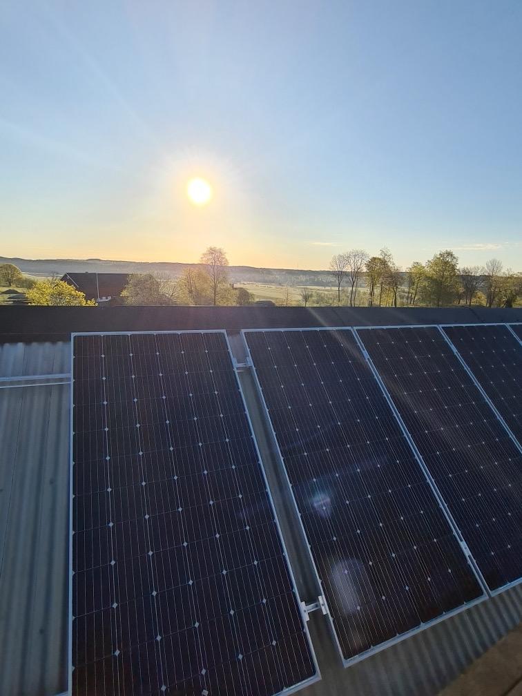 VV-Sol paneler