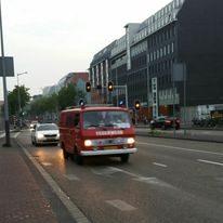 Volkswagen LT 35 brandweerbus