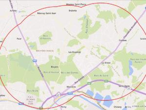 4 nieuwe haarden van Europees vuilbroed in provincie Hainaut in hetzelfde gebied