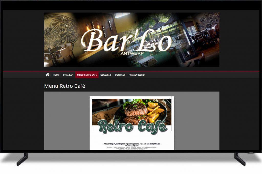 RETRO CAFE BAR LO