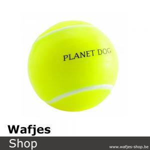 Orbee-Tuff Tennis Ball Yellow