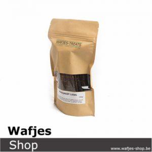 wafjes-treats-Vleesreep lams