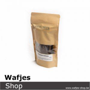 wafjes-treats-Vleesreep Konijn