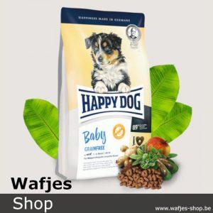 HappyDog - Baby-Graanvrij