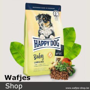 HappyDog - Baby-Lam-Rijst