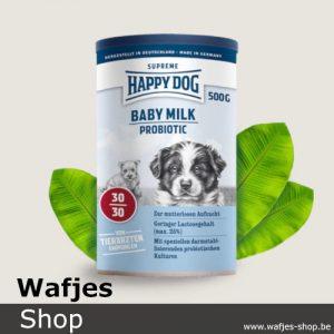HappyDog - Baby-Melk-Probiotic