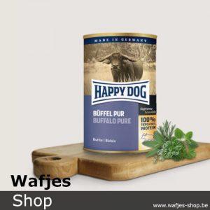 HappyDog - Blik-BuffaloPure