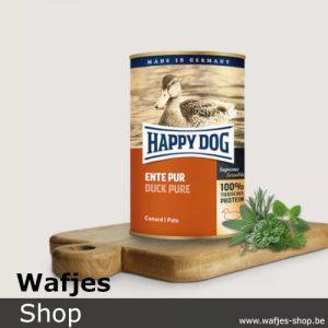 HappyDog - Blik-DuckPure