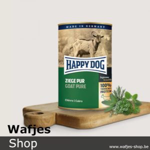 HappyDog - Blik-GoatPure