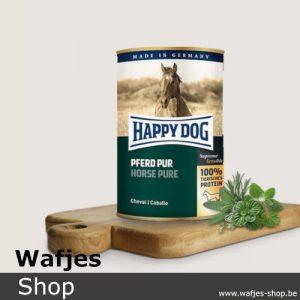 HappyDog - Blik-HorsePure