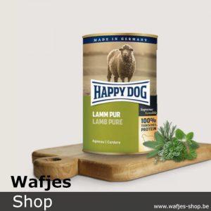 HappyDog - Blik-LambPure
