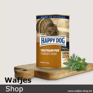HappyDog - Blik-TurkeyPure