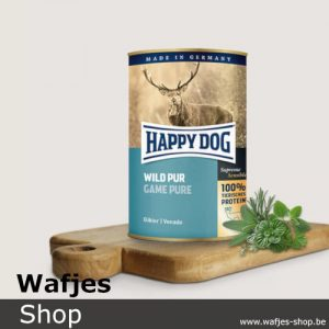 HappyDog - Blik-WildPure