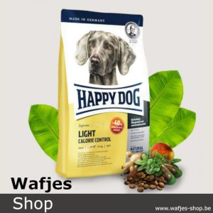 HappyDog - Fit&Well-LightCalorieControl