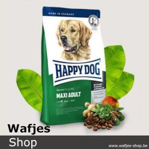 HappyDog - Fit&Well-MaxiAdult