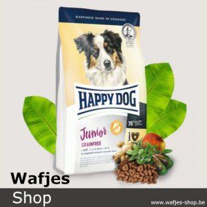 HappyDog - Junior-Graanvrij
