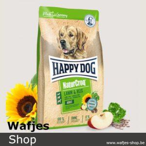 HappyDog - NaturCroq-Lam-Rjst