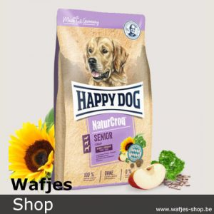 HappyDog - NaturCroq-Senior