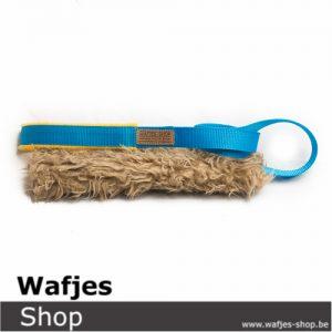 Hondenspeeltje Wafjes-Teddy-Chaser Aqua-Yellow