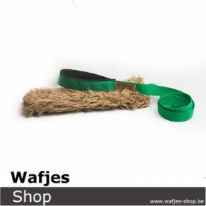 Hondenspeeltje Wafjes-Teddy-Chaser Green-Black