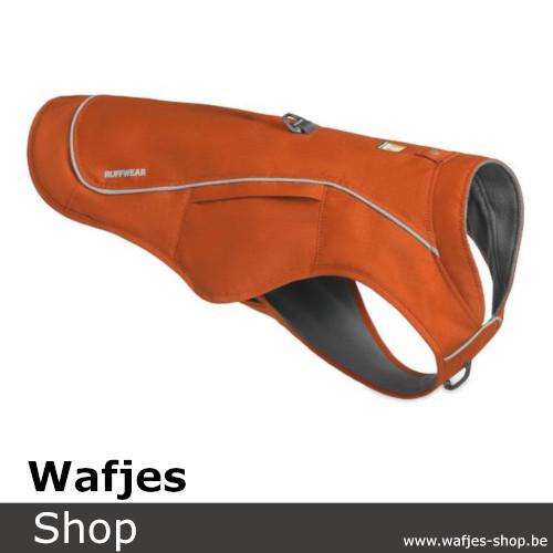 RuffWear Overcoat Fuse Canyonlands Orange 2