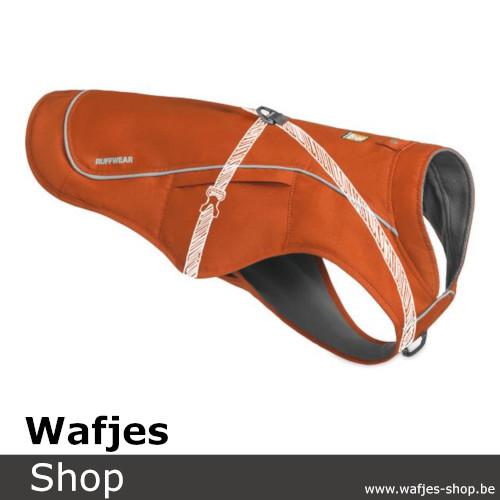 RuffWear Overcoat Fuse Canyonlands Orange