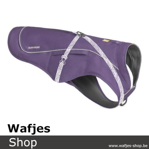 RuffWear Overcoat Fuse Sage Purple