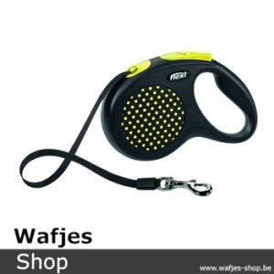Flexi Design Tape M Zwart/Geel