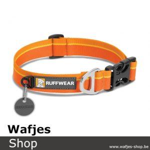 RuffWear-Hoopie-Collar-Orange-Sunset