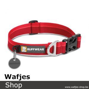 RuffWear-Hoopie-Collar-Red-Currant