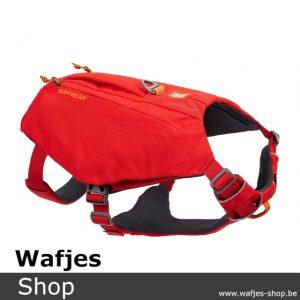 RuffWear SWITCHBAK™ Harnas - Red Sumac