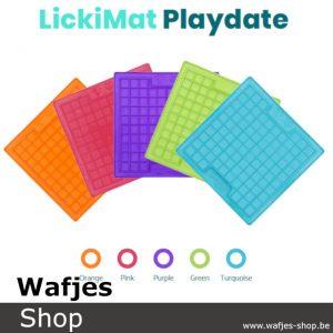 LickiMat Playdate