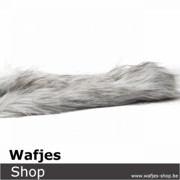 Bungee Chaser Fluffy Grey