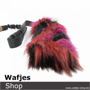Bungee Chaser Fluffy Red