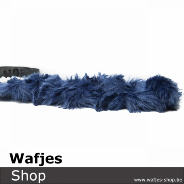Bungee Chaser Fluffy Blue