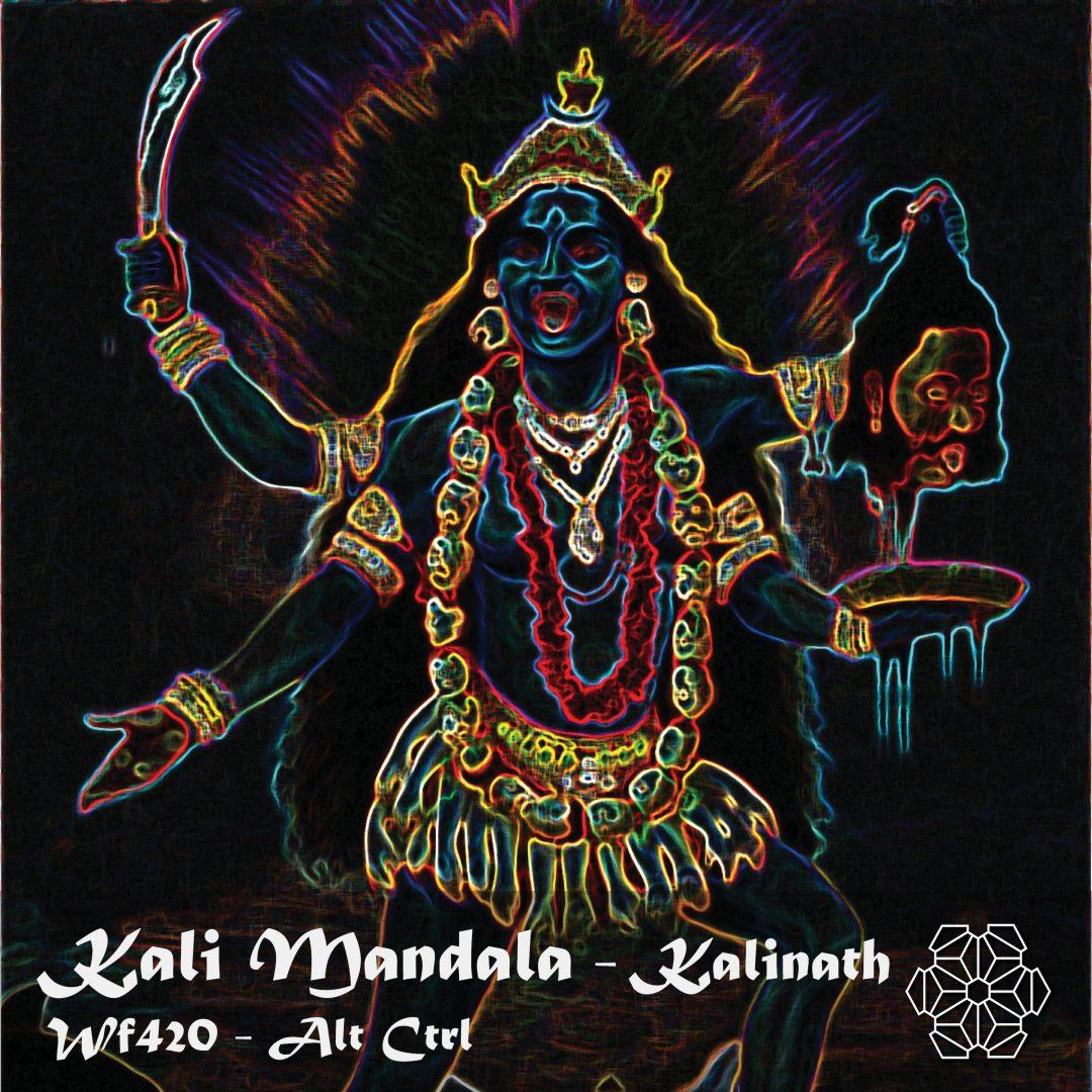 Kali Mandala – Solo Debut Dark Prog by Kalinath