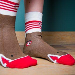 Knaptand sokken Dendermonde