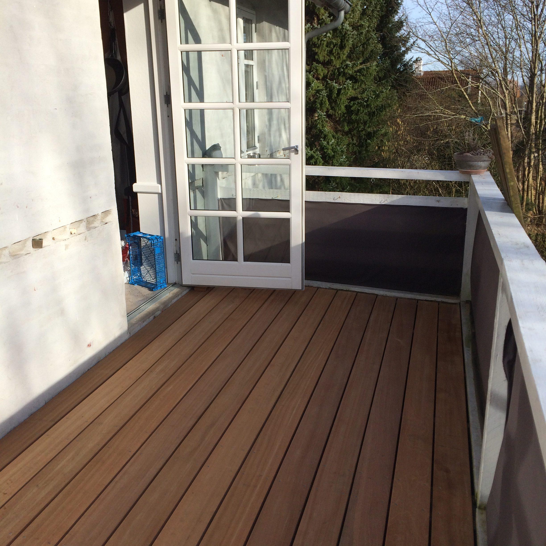 2 små terrasse