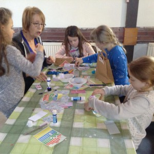 Messy Church 1