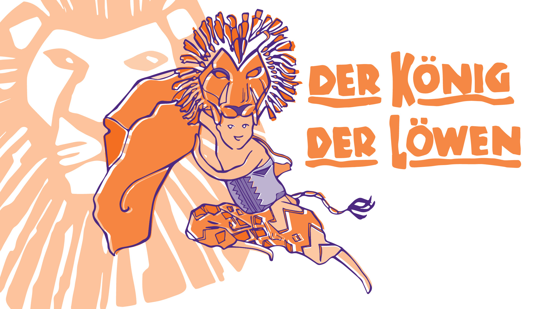 franziska_schneider_illustration_der_könig_der_löwen_musical_hamburg
