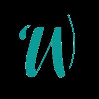 Wasserbunt_Wortmarke_schwarz_türkis_Franziska_Schneider