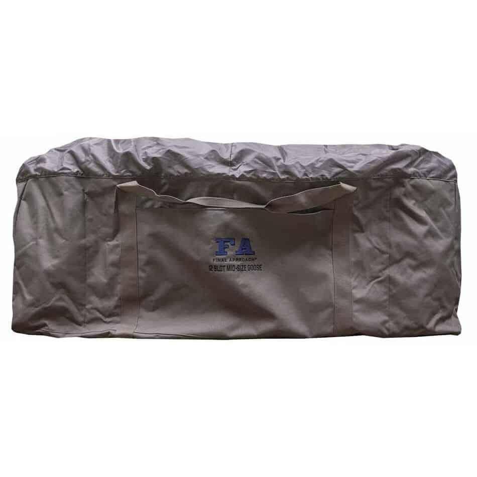 12 rum taske til mellemstore lokkegæs