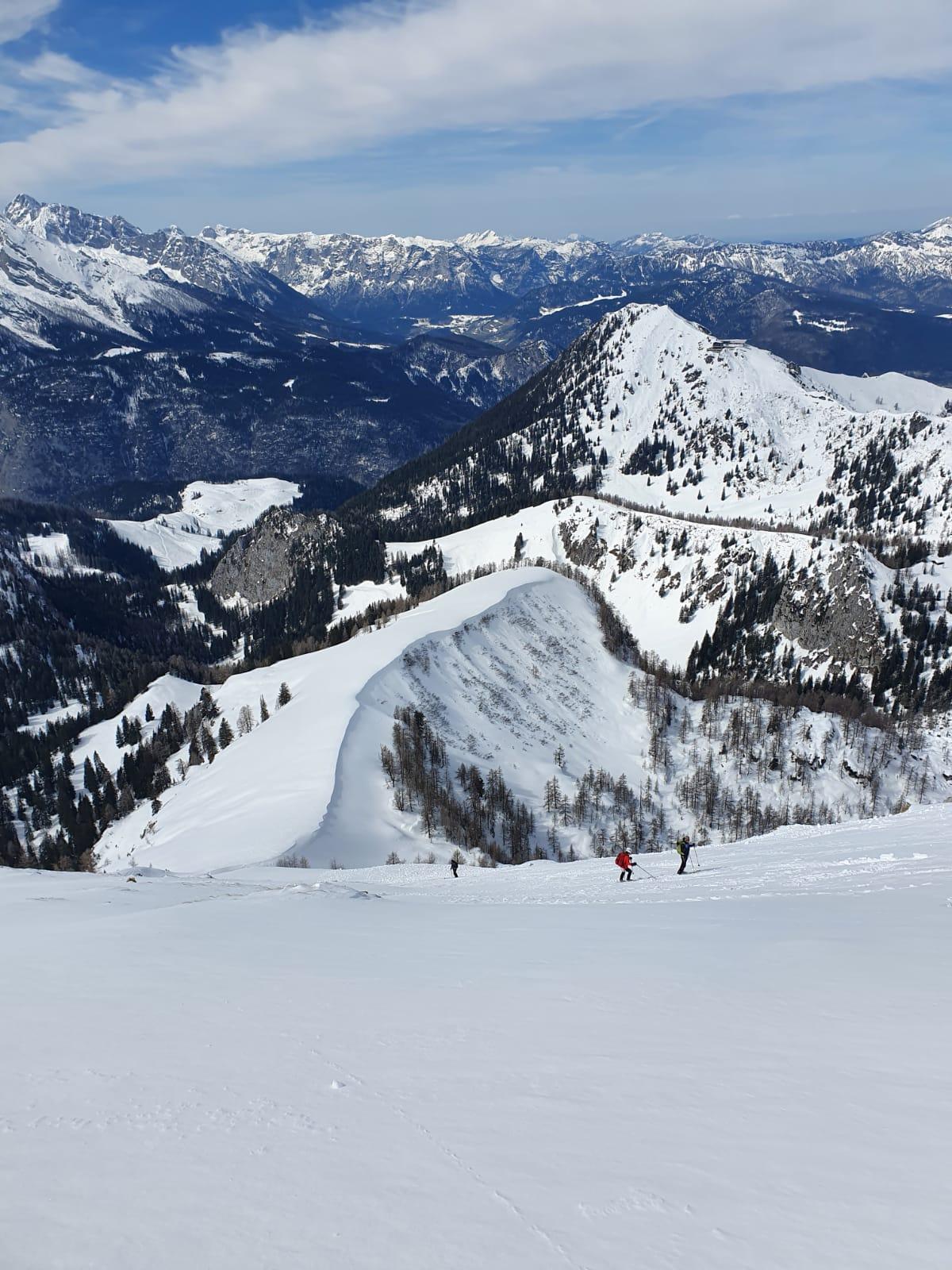 Skitour Hoher Ruck