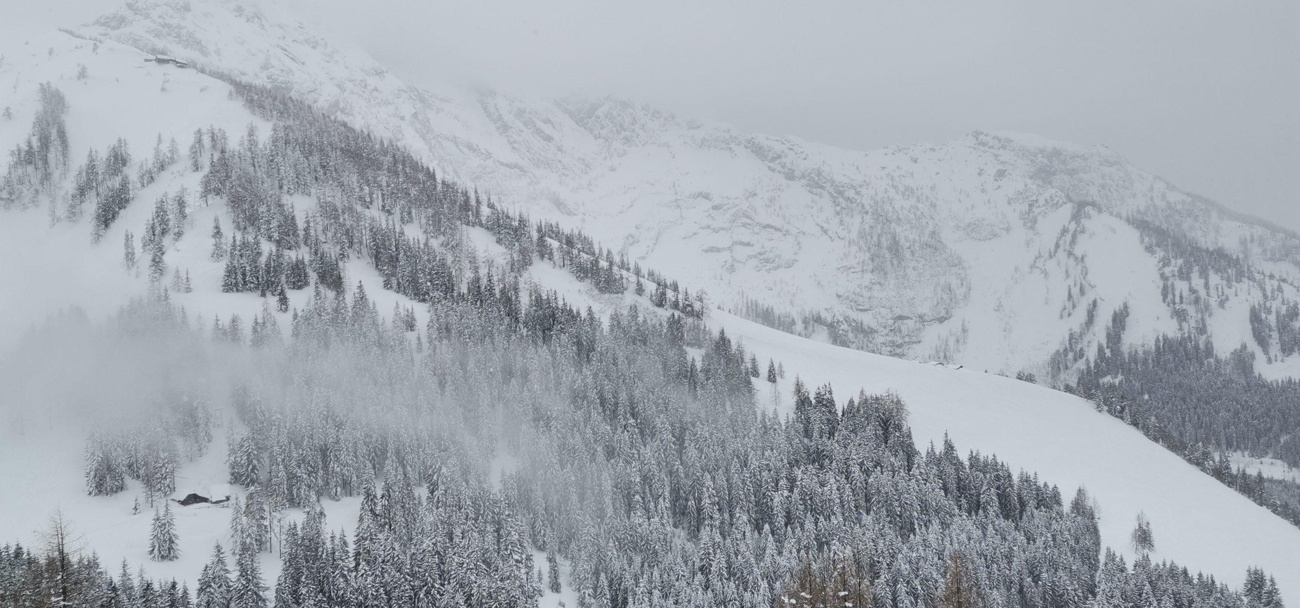 Skitour Eckerleiten