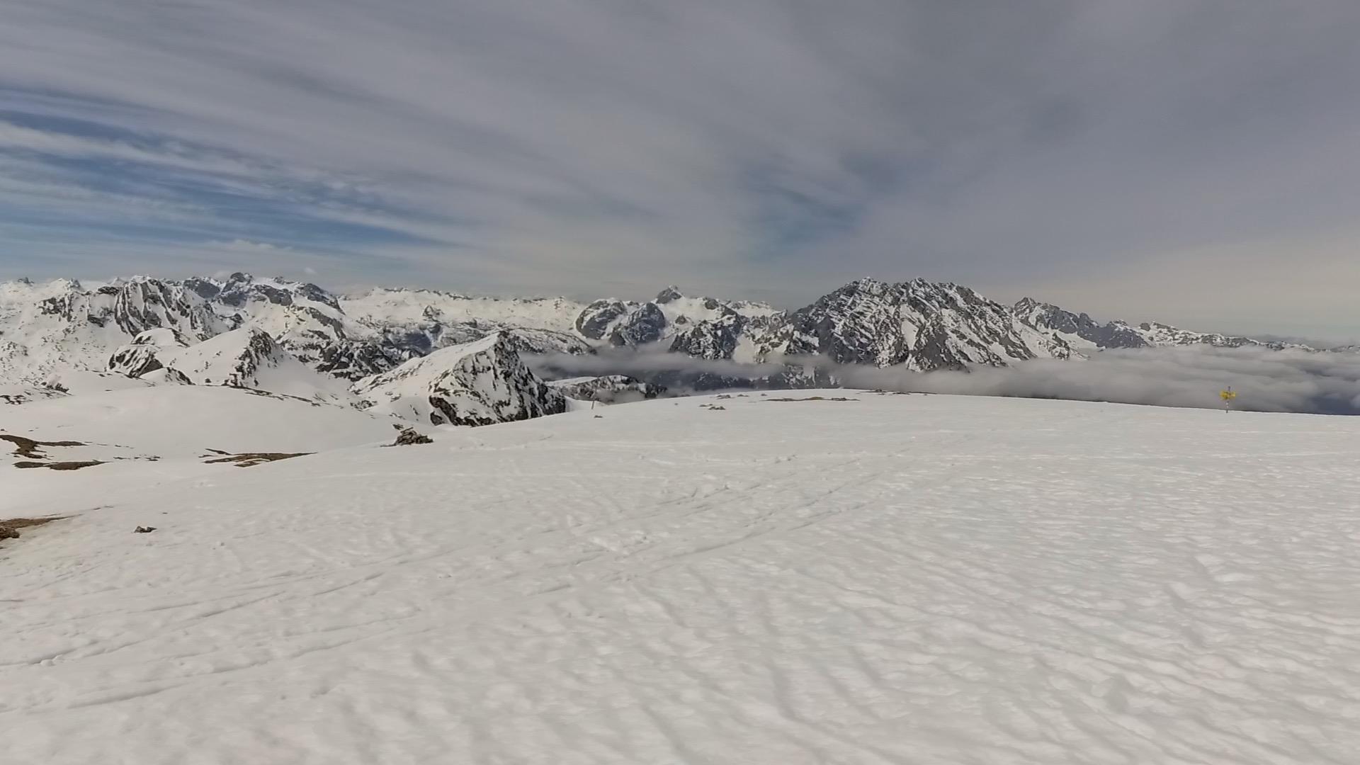 Skitour Kleine Reibn 2021