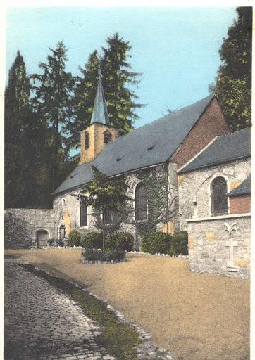 Eglise Saint Michel - Waulsort